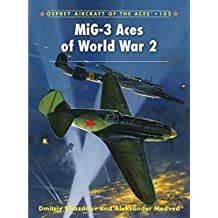 MiG-3 Aces of World War 2 (Aircraft of the Aces, Band 102)