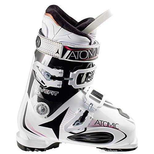 Atomic - Chaussure de ski Atomic Live Fit 70 W White Black - Adulte