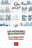 Les méthodes quantitatives: « Que sais-je ? » n° 4011...