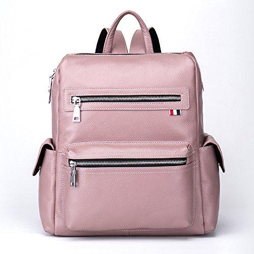 Mefly Zaino Zaino Borsa Ladies Leisure Travel Bag Blu Di Marea Pink