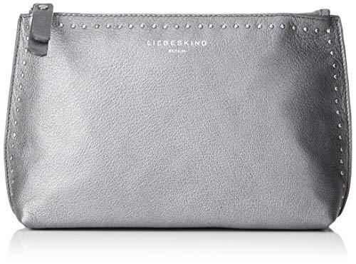 Liebeskind Berlin Slsimonw8 Slov2m, Organiseurs de sacs à main femme, Argenté (Silber (Iron Silver)), 6.0x16.0x26.0 cm (B x H T)