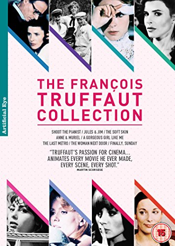 Bild von The François Truffaut Collection [8 DVDs] [UK Import]