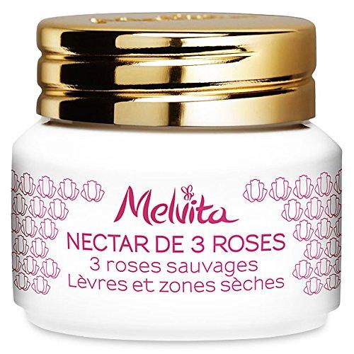 Melvita Nectar de 3 roses baume 8g
