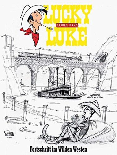 Fortschritt im Wilden Westen: Lucky Luke: Themenband III