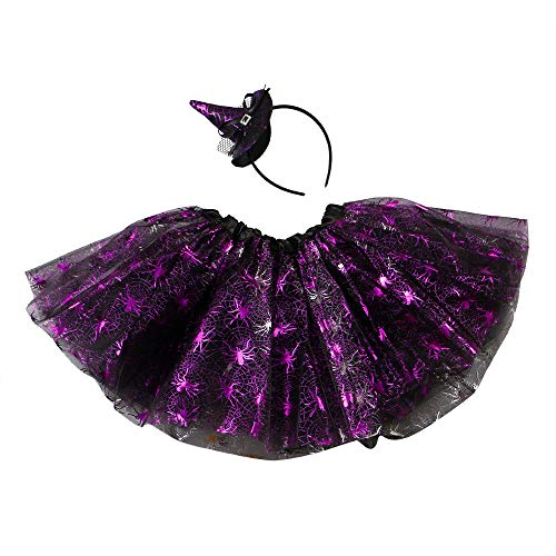 Vestito carnevale bambina,halloween decorazioni,halloween accessori bambina,cosplay per halloween party,one size,d