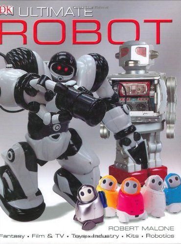 Ultimate Robot by Robert Malone (2004-09-27)