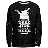 DARK SIDE Felpa Uomo - Beer To