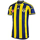 2014-2015 Fenerbahce Adidas Home Football Shirt