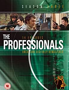 The Professionals: Series 3 [DVD]