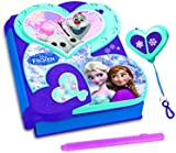 Frozen Electronic Secret Diary