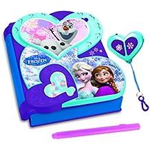 Frozen - Diario secreto electrónico (IMC Toys 16095)