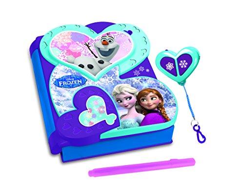 Frozen - Diario secreto electrónico (IMC Toys)