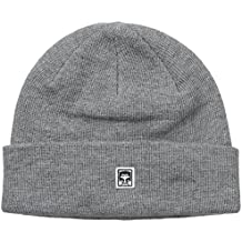 OBEY - Cappello Eighty Nine Beanie - Heather Grey eed120dcd12c