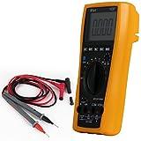 Pathson LCD Digital VC97 Multimeter Stromprüfer Multimeßgerät LCD Digital Messgerät Auto Range mit Messung von DCV ACV ACA Widerstand Kapazität Frequenz Temperatur usw