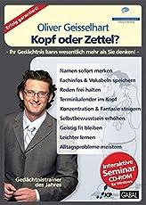 Oliver Geisselhart - Kopf oder Zettel?