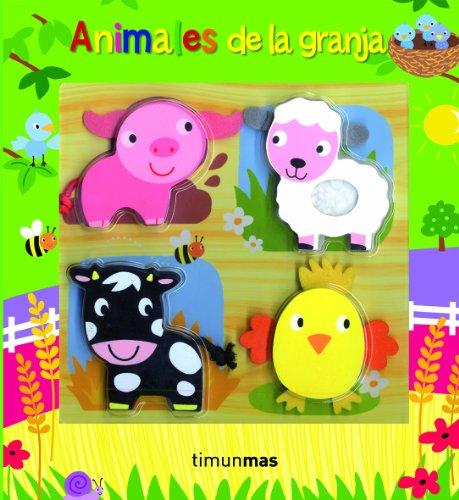 Animales de la granja (Infantil (timun Mas))