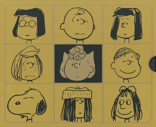 The Complete Peanuts HC Box 10 1987-1990 (19+20)