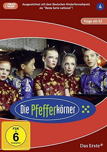 Die Pfefferkörner - Staffel 4 (2 DVDs)
