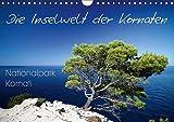 Die Inselwelt der Kornaten (Wandkalender 2017 DIN A4 quer): Bilder vom Nationalpark Kornati in Kroatien (Monatskalender, 14 Seiten ) (CALVENDO Natur)