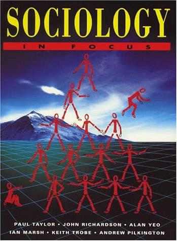 Sociology in Focus