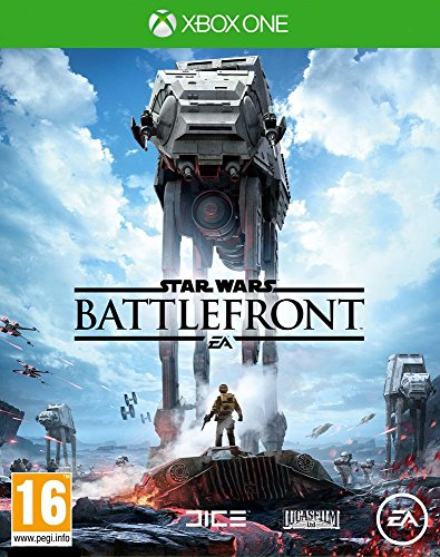 Microsoft - Star Wars : Battlefront Occasion [ Xbox One ] - 5030947117894