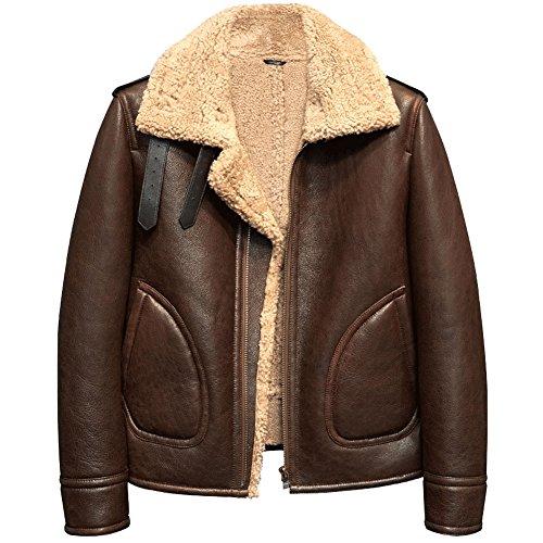 Jacken & Mäntel Marke Plus Größe Leder Jacke Männer Herbst Mode Langarm Stehen Kragen Jacke Fashion Zipper Patchwork Faux Leder Mäntel GroßE Vielfalt