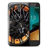 Stuff4 Gel TPU Hülle / Case für Vodafone Smart Prime 7 /