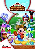 Mickey Mouse Clubhouse - Mickey and Donald have a Farm [DVD]