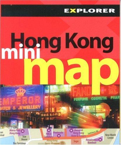 Hong Kong Mini Map (Mini Maps)