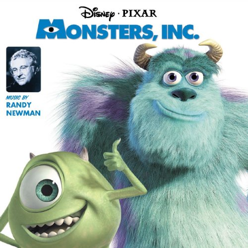 Monsters Inc Original Soundtra...