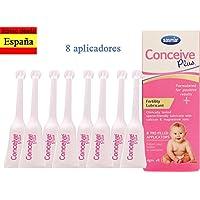 Conceive Plus 8 aplicadores - lubricante fertilidad buscar embarazo