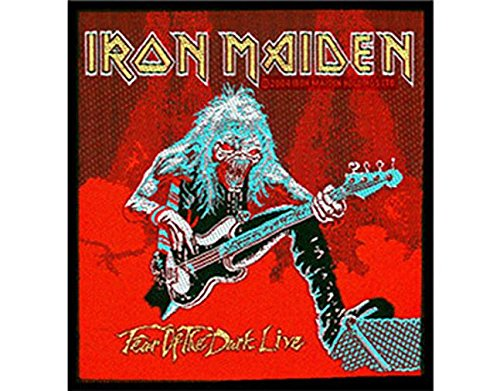 Iron Maiden - Fear of the Dark Live - Toppa/Patch