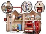 Character Options Feuerwehrstation Spiel Vergleich