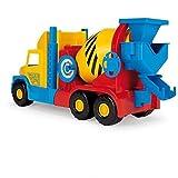 Wader-Wozniak 36590 - Super Truck, Mischer, 60 cm