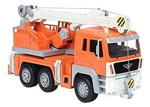 Driven 70.1002Z: Vehículo de camión grúa, Escala 1:16