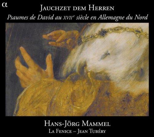 Psaumes de David du 17e siecle en Allemagne du Nord