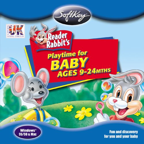 Reader Rabbit: Playtime for Baby (9 - 24mths) Test