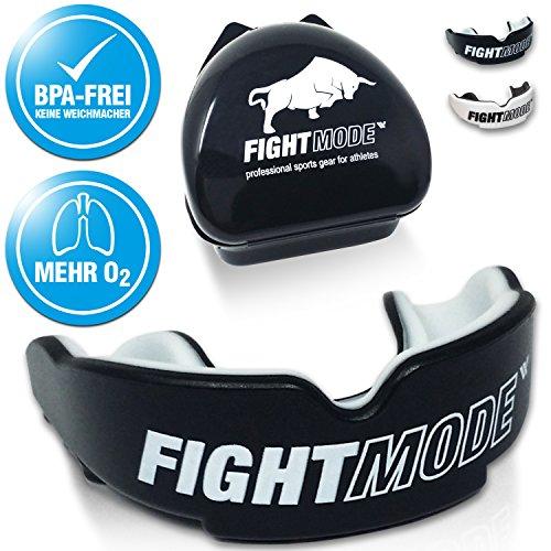 Weletix Fight Mode Zahnschutz (Schwarz)