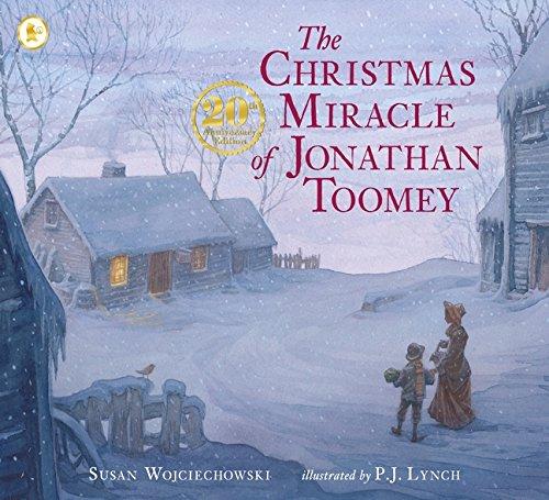 The Christmas Miracle of Jonathan Toomey -