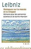 Dialogues sur la morale et la religion