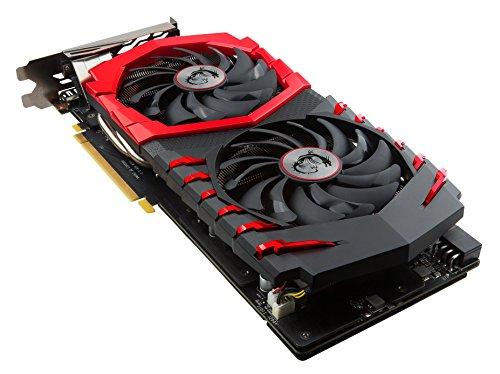 MSI GeForce GTX 1060 Gaming X+ 6GB Nvidia GDDR5 1x HDMI - 3