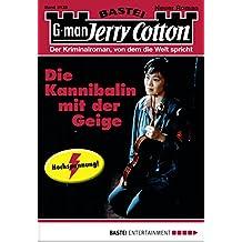 Jerry Cotton - Folge 3138: Die Kannibalin mit der Geige