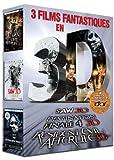 3 films fantastiques en 3D - Coffret - Saw 3D + Destination Finale...