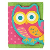 Stephen Joseph Owl Wallet, Multi Color