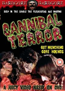 Cannibal Terror [DVD]
