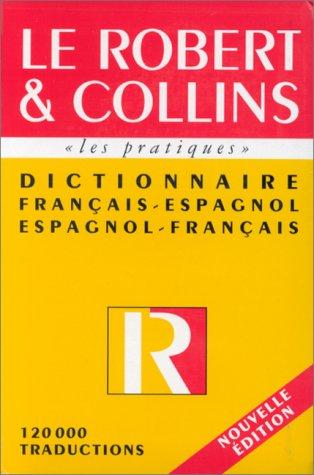 Le Robert et Collins - Dictionnaire français - espagnol -