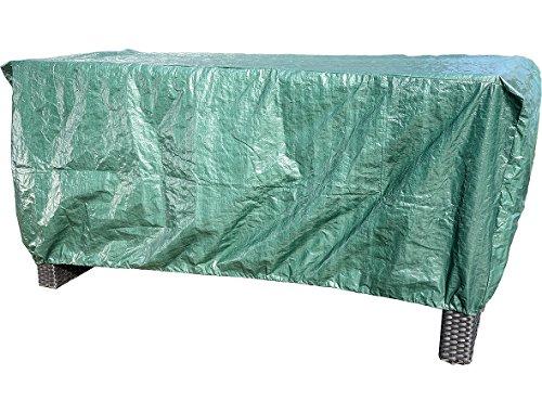 Royal Gardineer Abdeckung Sonnenliege: Gewebe-Abdeckplane für Sonnenliegen, 70 x 70 x 190 cm...