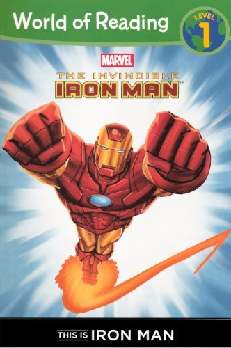 This Is Iron Man (Invincible Iron Man (Pb)) by Thomas Macri (2012-04-24)