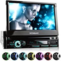 XOMAX XM-DTSB928 receptor multimedia para coche - Radio para coche