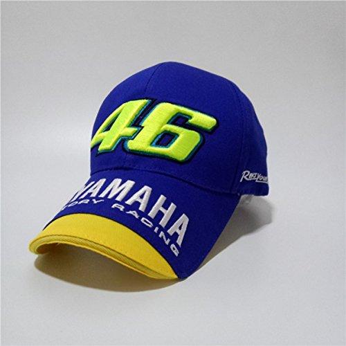 be27906348981 Valentino Rossi Gorra Yamaha VR46 Factory Racing Moto GP Team 2018